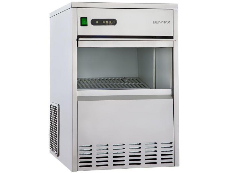 Máquina de gelo industrial